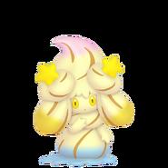 869Alcremie Rainbow Swirl Star Sweet Pokémon HOME