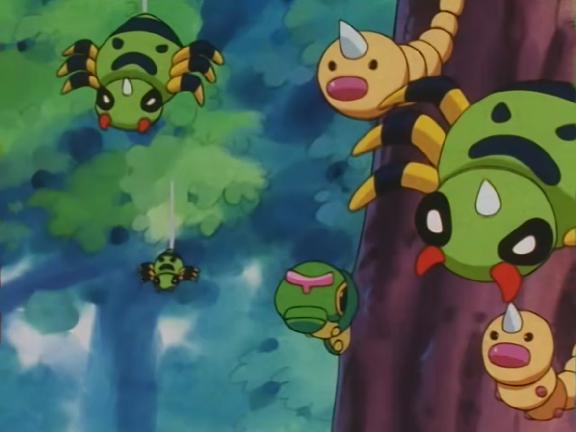 Caterpie (GS111)