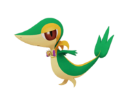 495Snivy Pokemon Mystery Dungeon Gates to Infinity