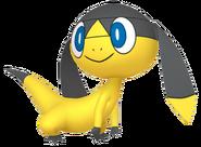 694Helioptile Pokémon HOME
