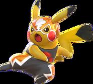 Pikachu Libre (Pokkén Tournament)