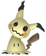 778Mimikyu Disguised Pokémon HOME