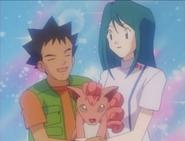 Brock and Suzie