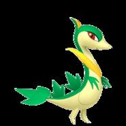 496Servine Pokémon HOME