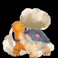 324Torkoal Pokémon HOME