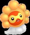 351Castform Sunny Pokémon HOME