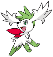492Shaymin Sky Forme Dream 2