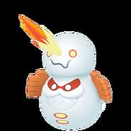 555Darmanitan Galarian Zen Mode Pokémon HOME