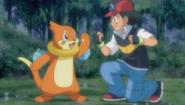 Ash and Buziel