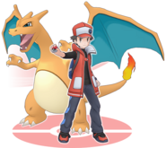Masters Red Charizard