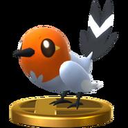 화살꼬빈 피규어 Wii U