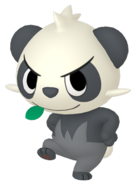 674Pancham Pokémon HOME