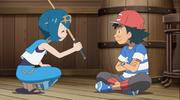 Lana and Ash