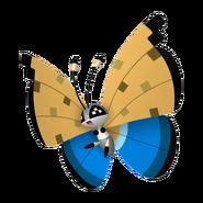 666Vivillon River Pattern Pokémon HOME