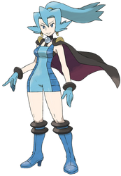 Clair HeartGold and SoulSilver