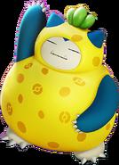 143Snorlax Berry Style Pokémon UNITE