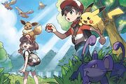 Pokémon Let's Go Pokémon