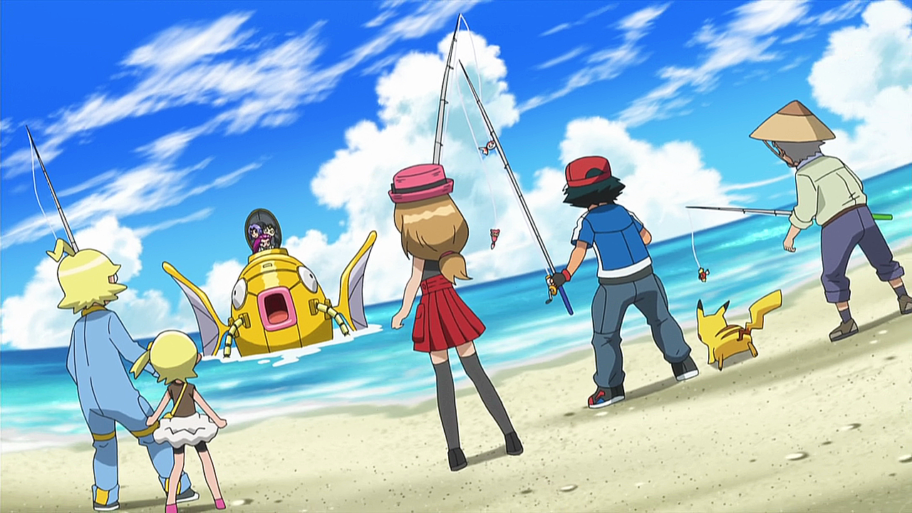 XY022: Going for the Gold!