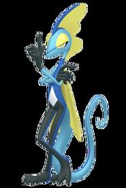 818Inteleon Pokémon HOME