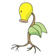 069Bellsprout OS anime 2