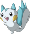 417Pachirisu Pokemon Ranger Shadows of Almia