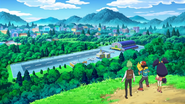 Mistralton City anime