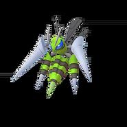 ShinyBeedrill Mega-GO