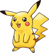 025Pikachu Pokemon Mystery Dungeon Red and Blue Rescue Teams 2