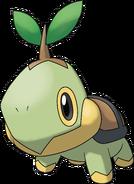 387Turtwig Pokemon Ranger Shadows of Almia