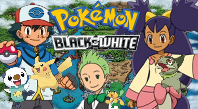 Pokemon Black and White Poster.png