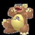 115Kangaskhan Pokémon HOME