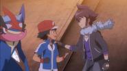 Ash and Alain