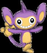 190Aipom Pokémon PokéPark