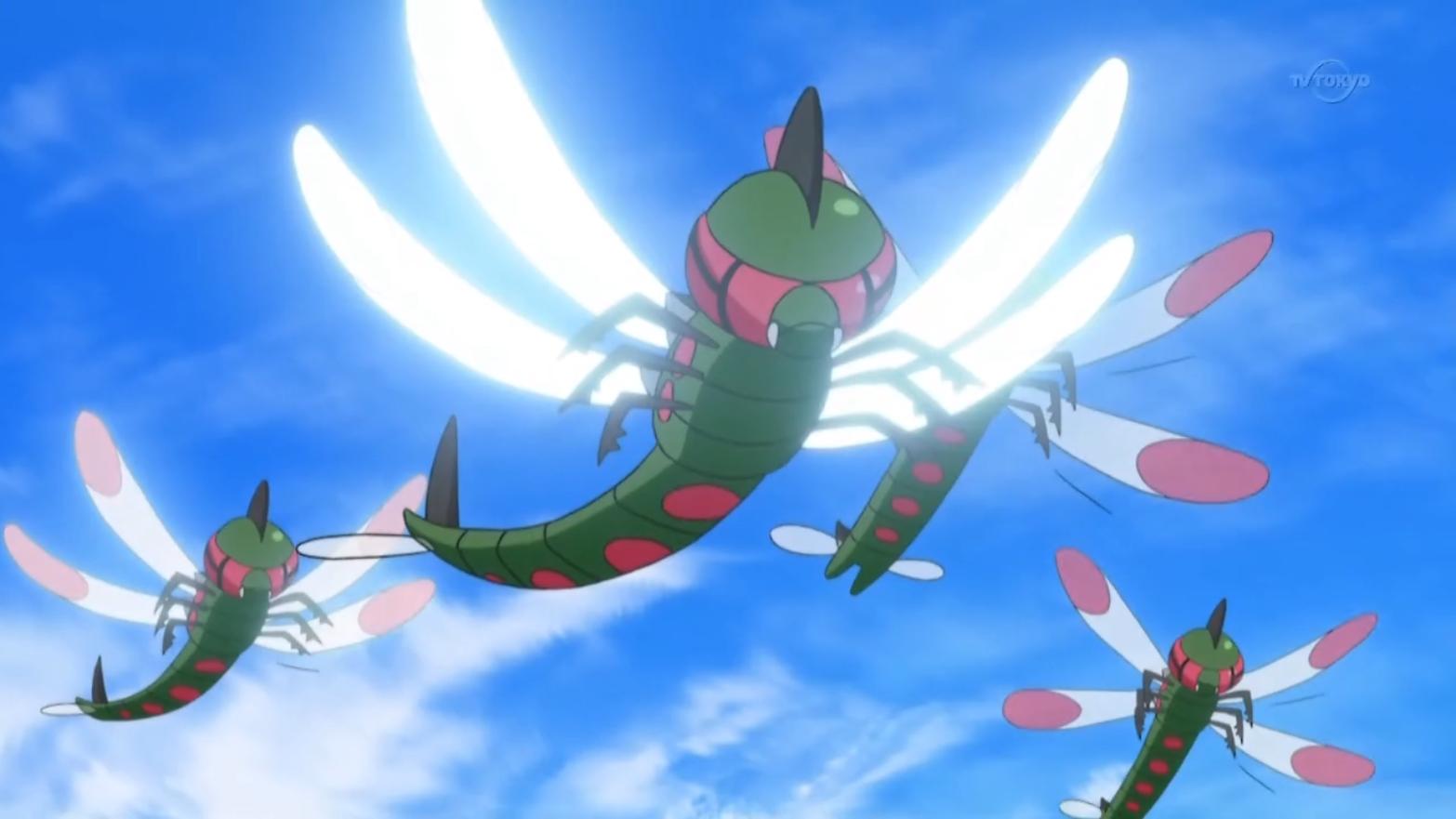 Yanmega (anime)
