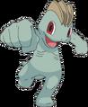 066Machop AG anime