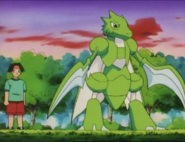 Tracey and Scyther