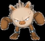 057Primeape Pokémon PokéPark