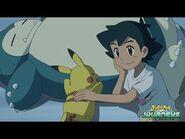 A Pokémon Lullaby - Pokémon Journeys - Official Clip