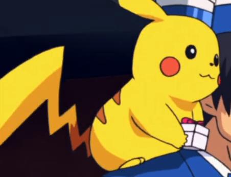 Shopper's Pikachu