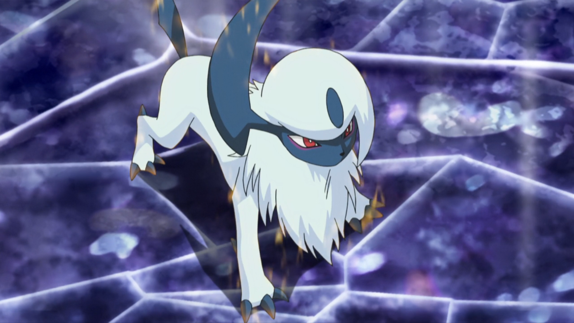 Lusamine's Absol