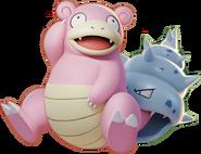 080Slowbro Pokémon UNITE