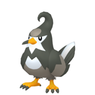 397Staravia Pokémon HOME