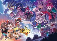 Pokémon Let's Go Indigo League
