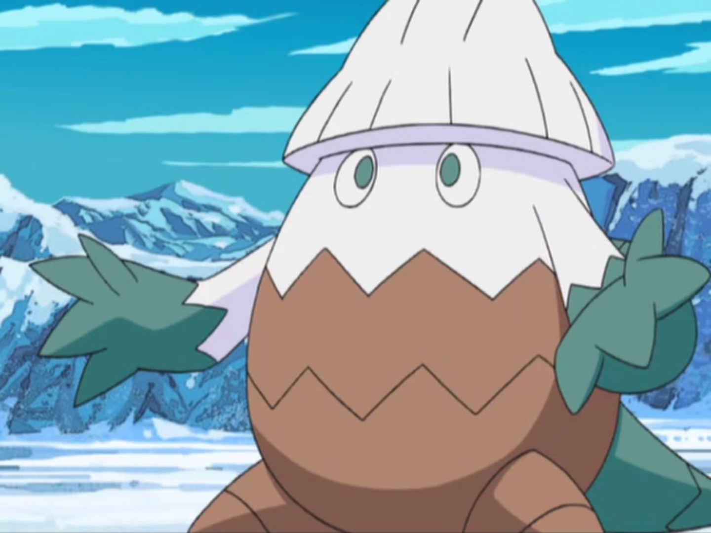 Snover (Pikachu's Ice Adventure)