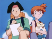 Tracey and Misty