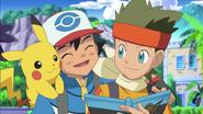 Ash and Cameron