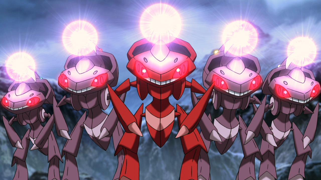Genesect Army