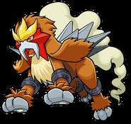 244Entei Pokemon Ranger Guardian Signs