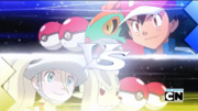 Ash vs Korrina
