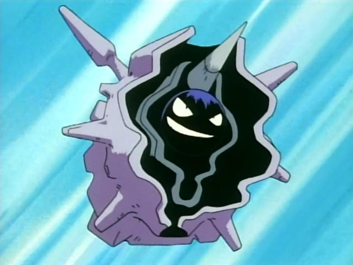Cloyster is the Pokémon Lorelei used against Ash's Pikachu. Cloyster was extremely powerful and won quickly.
